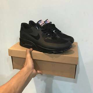 Nike Airmax Independent ALL BLACK