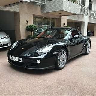 2010 Porsche Cayman PDK