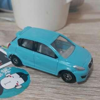 tomica 車