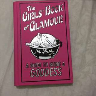 [REPRICED] the girls book of glamour