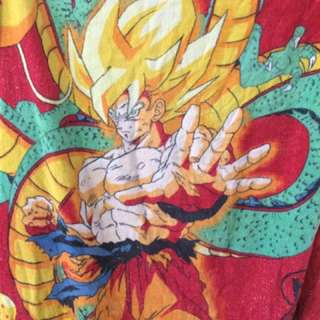 Dragon Ball Z Towel