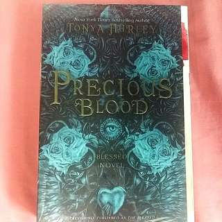 Precious Blood by Tonya Hurley
