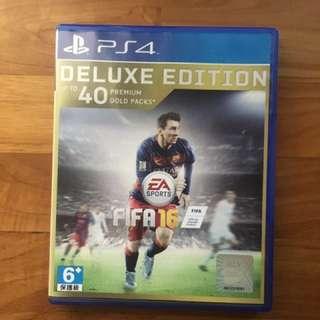 PS4 Fifa 16 Gold Edition