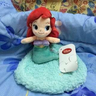 正版 東京 迪士尼 TOKYO DISNEY 美人魚公主 艾莉兒 Ariel 首飾架 擺飾