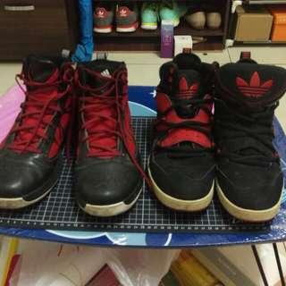 《急售》愛迪達籃球鞋