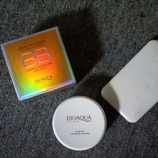 Bioaqua Cream Air Cushion