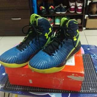 《急售》UA Curry One 籃球鞋