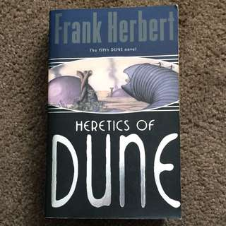Heretics Of Dune (Book 5)