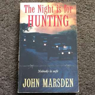 The Night Is For Hunting (Book 6)