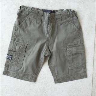 MOSSIMO Boys Cargo Shorts Size 4