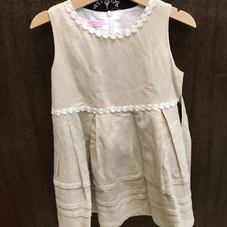 Lovely Lace 4yo Dress