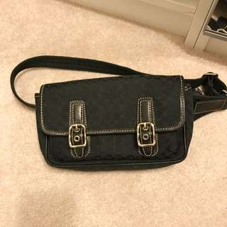Authentic Coach Pouch Bag
