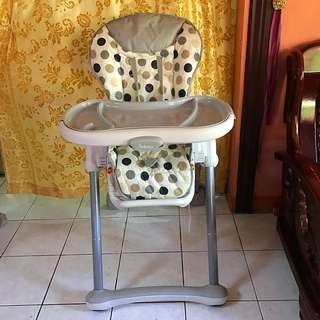 Baby & Co High Chair