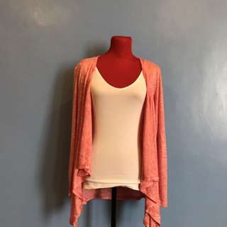 Candy Couture Pink Cardigan