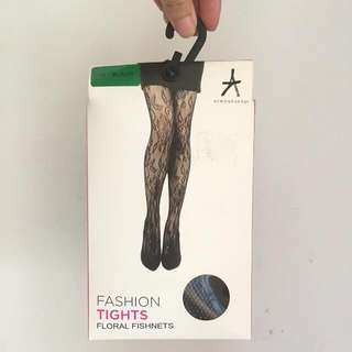 Fashion Tights/Stocking - Floral