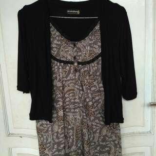Baju Batik Hassenda