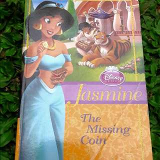 Book: Jasmine The Missing Coin