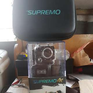 SUPREMO 4K W/ 32gb SD CARD INCLUDED!