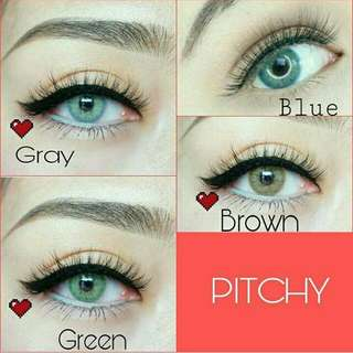 Softlens Pitchy By Sweetyplus +