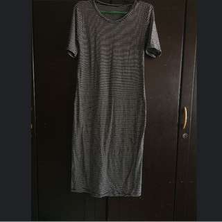 Repriced Striped Dress