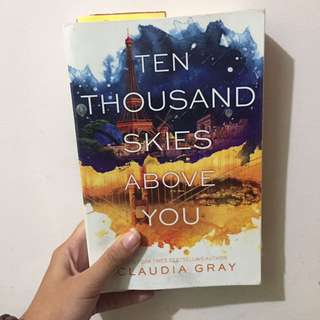 Ten Thousand Skies Above You Book