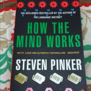 Book: How The Mind Works