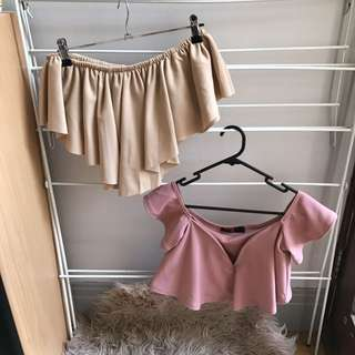 Missguided Casual Classy Crops