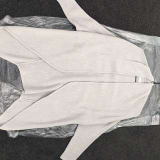 Marino Wool Grey Cardigan Women's XSmall
