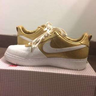 "Nike Air Force 1 Low Supreme TZ ""Gold Medals"""