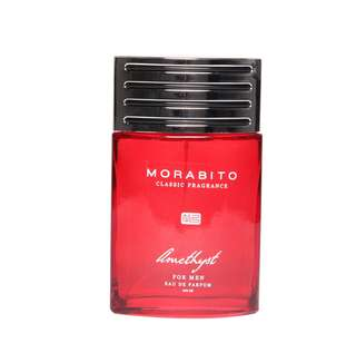Morabito Clasic Amethyst 100ml – Merah