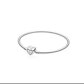 潘朵拉 心型手環
