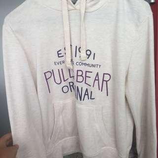 hoodie pull n bear