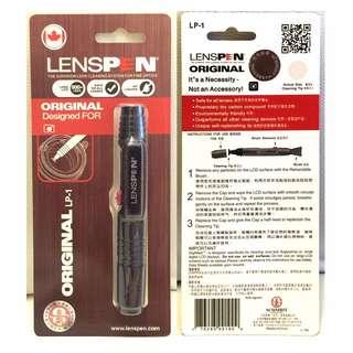 原裝加拿大牌 LENSPEN 鏡頭筆 LP-1 清潔鏡頭 去除指紋及塵埃