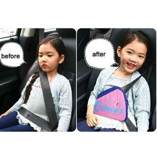 Kids Car SeatBelt Adjustable Cover