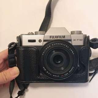 Fujifilm X-T10 With Lens Bundle