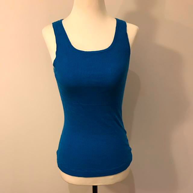 15% Cashmere Knitted Tank Top