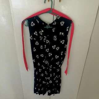 Mickey Mouse Romper