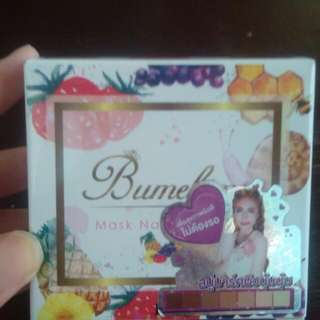 Bumebime Soap From Thailand