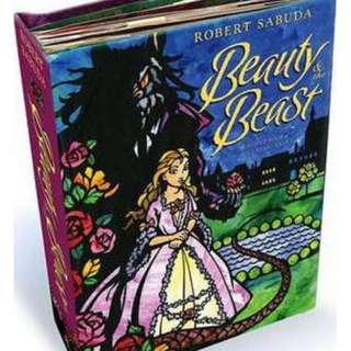 [In Stock] Beauty and the Beast: A Pop-up Book of the Classic Fairy Tale