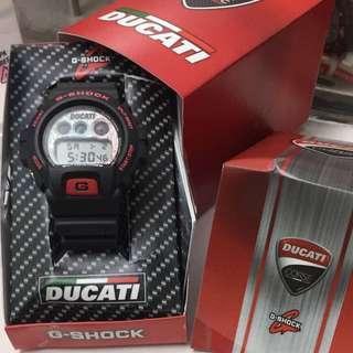 G Shock DW - 6900 Ducati Custom