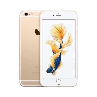 Iphone 6s+ 64g 金色 (6s Plus )
