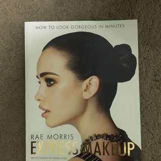 Rae Morris Express Make Up Book