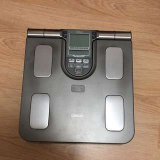 Omron HBF-514 Body Composition Monitor And Scale