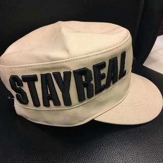 絕版稀少Stay real 帽子