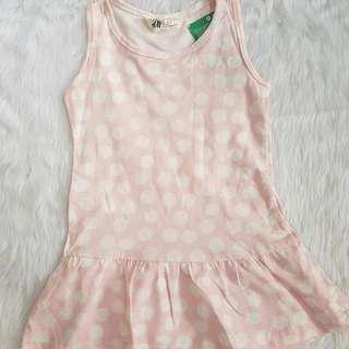 H&M Dress Baby Toddler Kid Girl