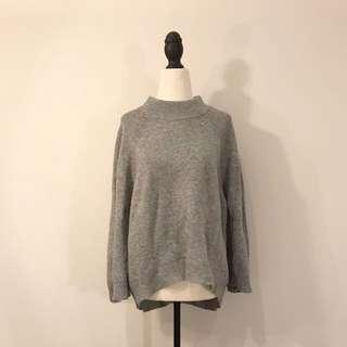 Unique Designed Grey Sweater