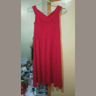Guess Red Party/Formal dress