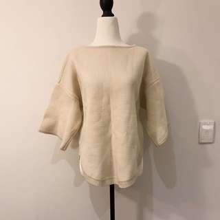 Cream/beige Sweater