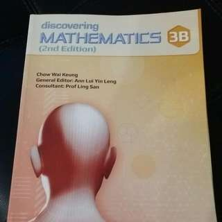 Discovering Mathematic 3B