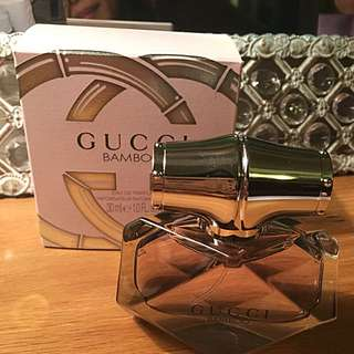 Gucci Bamboo Parfum Perfume 30ml (New)